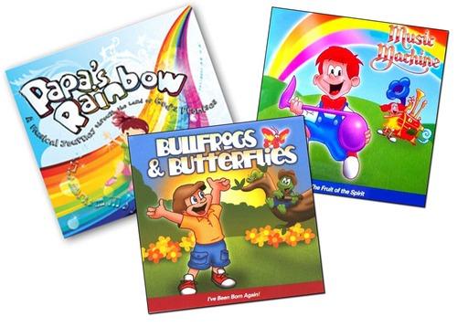 Children's Music Pack