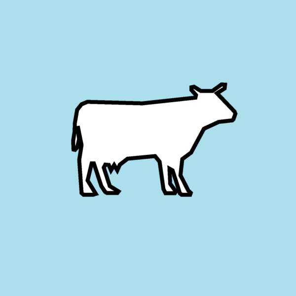 1 Small Cow