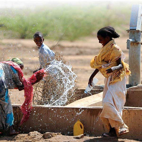 WATER FOR AFRICA – PUMPING SYSTEM
