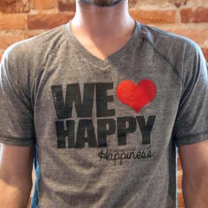 We Heart Happy T-Shirts