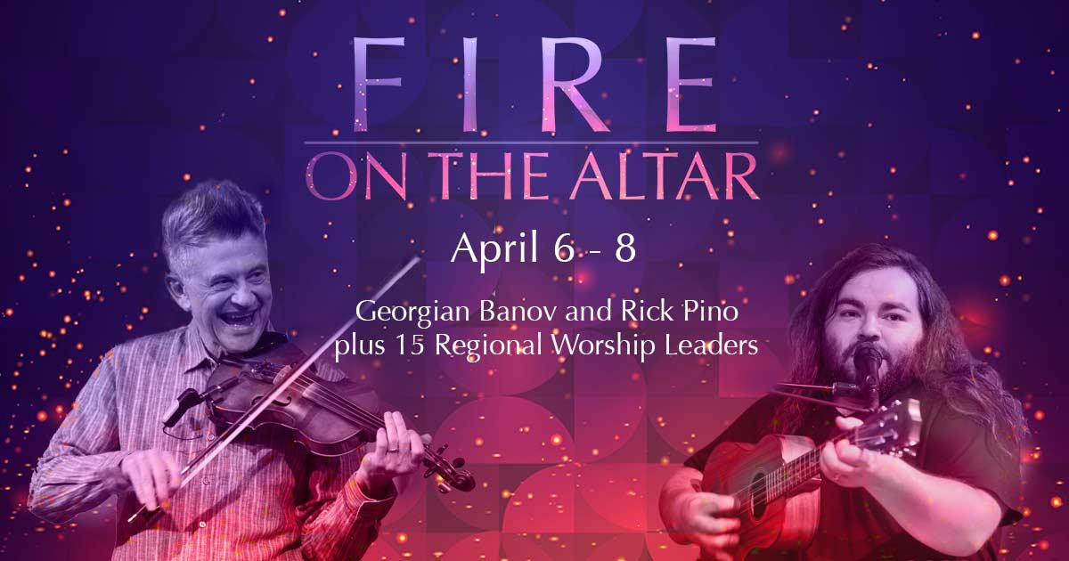 Fire on the Altar - Washington, DC