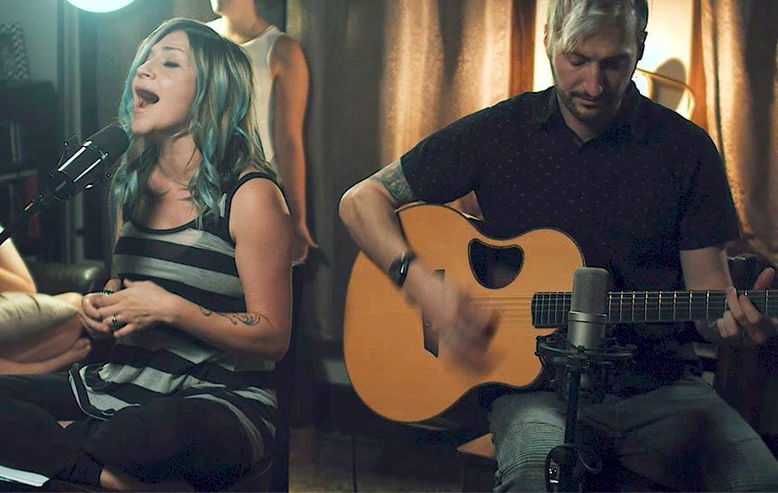 Lacey & Josh Sturm