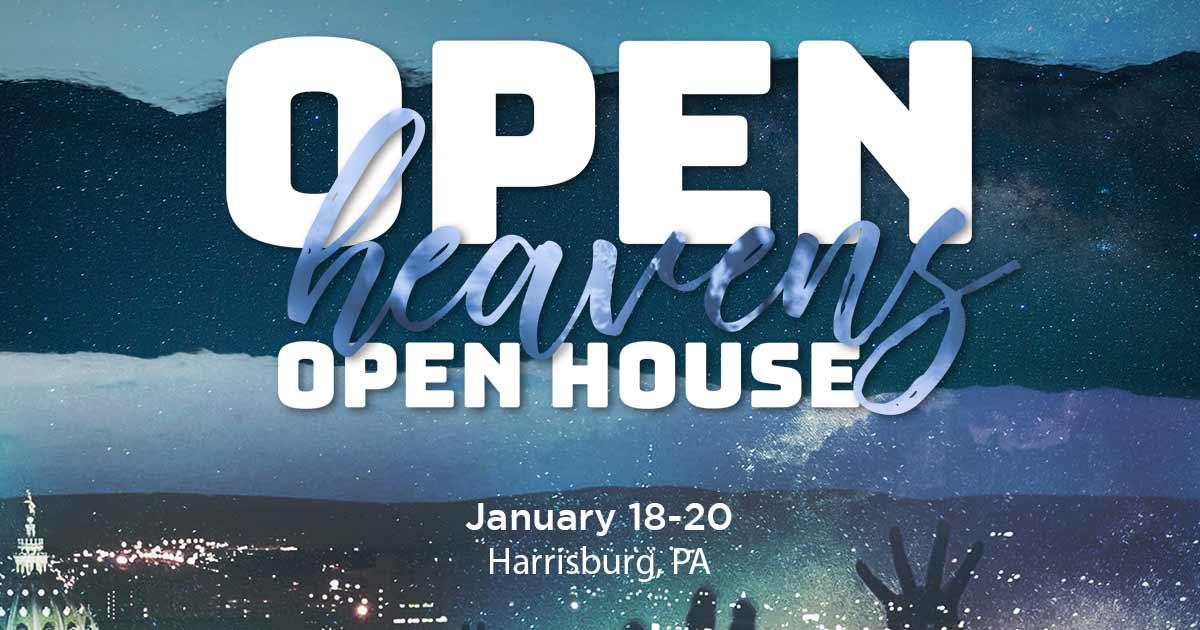 Open Heavens, Open House