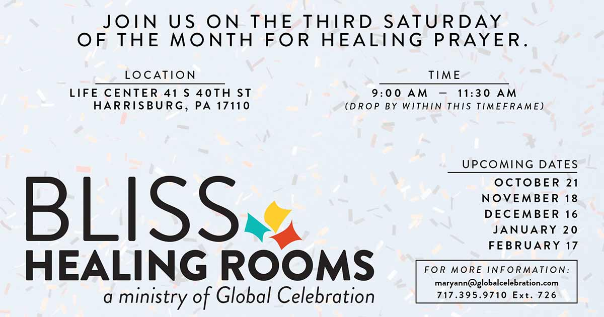 Bliss Healing Rooms