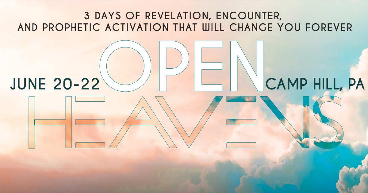 Open Heavens - Camp Hill, PA