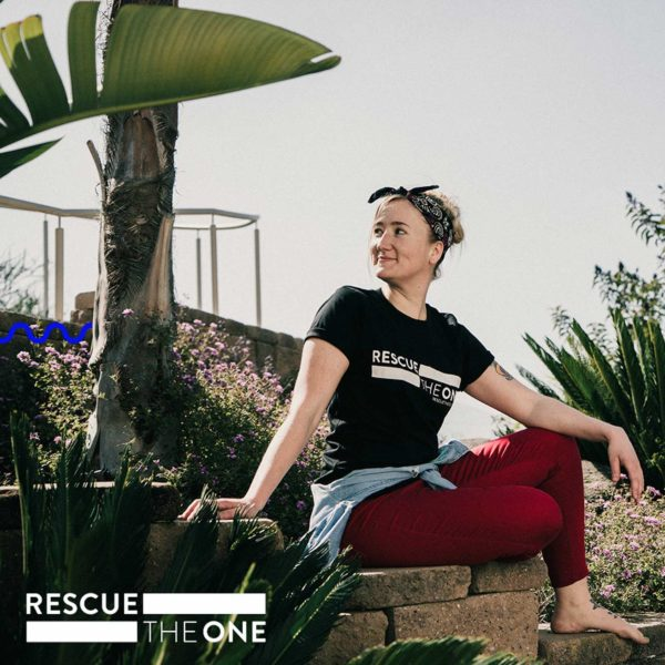 Rescue-the-One T-SHIRT