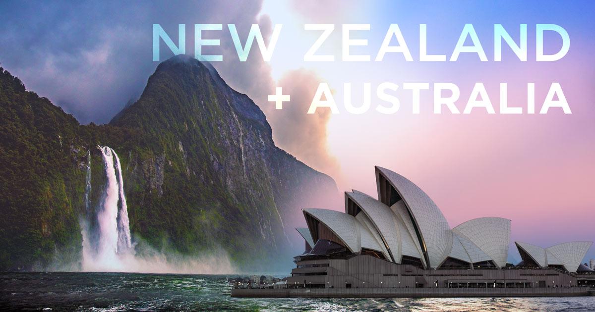 New Zealand & Australia