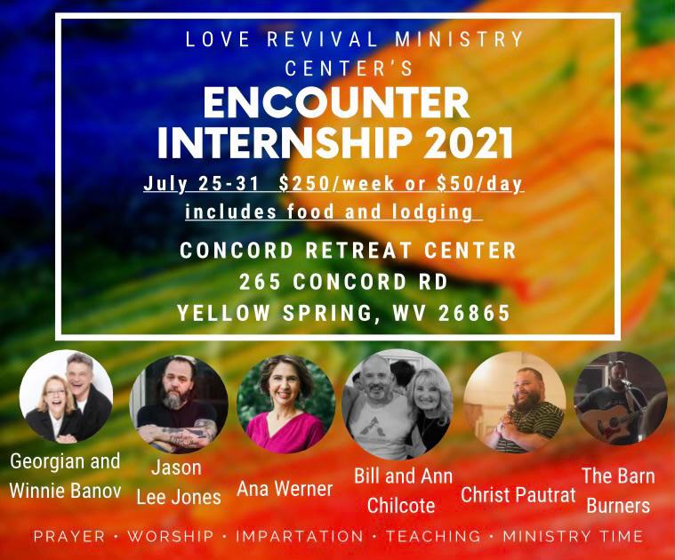 Encounter Internship 2021