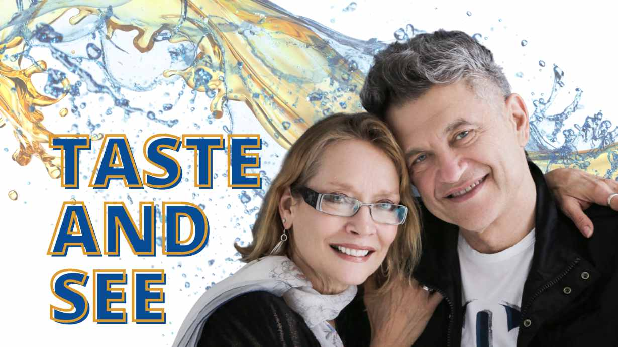 Taste & See Harrisburg with Georgian & Winnie Banov